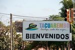 Foto #40554 - Welcome to Tacuarembó