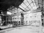 Foto #59594 - Liebig Factory, Central installation of boilers, Fray Bentos, Black River, 1909