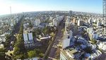 Foto #64747 - Aerial photo of Bulevar Artigas north and Avenida Luis P. Ponce