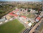 Foto #65025 - Aerial view of the Exhibition of the Rural Association of Uruguay in 2015. Wanderers club stadium