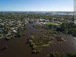 Foto #66609 - Aerial view of the flooded Rio Negro